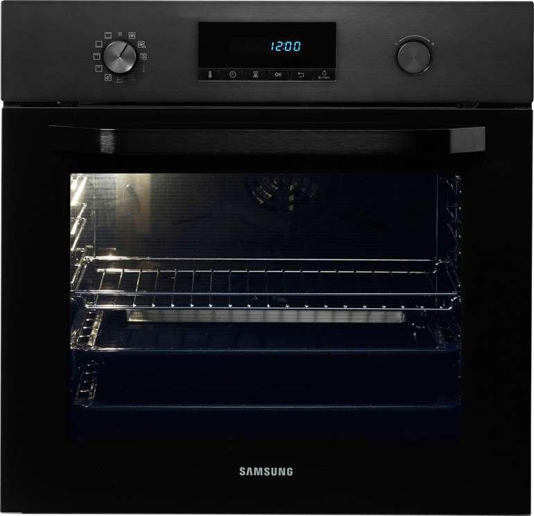 Samsung NV70K2340RM/EG Einbaubackofen (1-fach-Teleskopauszug, katalytische Reinigung) für 378,95€ inkl. Versand (statt 419€)