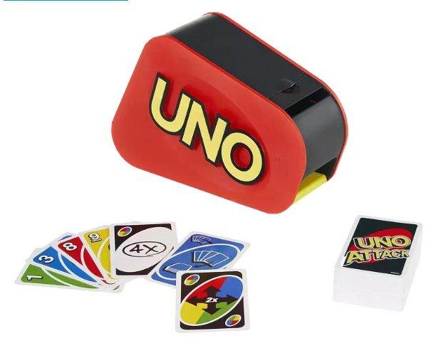 Mattel Games UNO Extreme Kartenspiel für 26,99€ inkl. Versand (statt 37€)