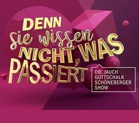 """Freikarten im August für RTL Show """"DENN SIE WISSEN NICHT, WAS PASSIERT"""""""