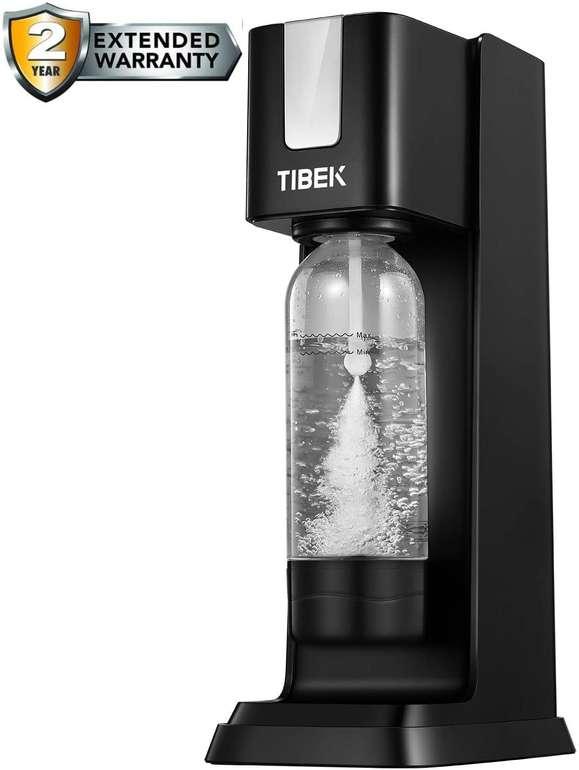 Tibek Wassersprudler mit 1 Liter Wasserflasche für 19,79€ inkl. Versand (statt 30€)