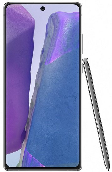 Samsung Galaxy Note 20 inkl. Mobilcom-Debitel Telekom Allnet-Flat mit 26GB LTE für 39,99€ mtl.