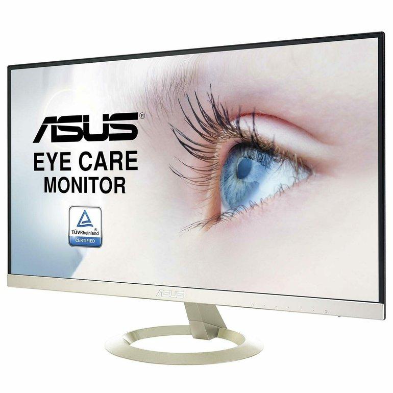 "Schlanker Asus VZ27AQ 27"" WQHD Monitor für 199,90€ inkl. Versand"