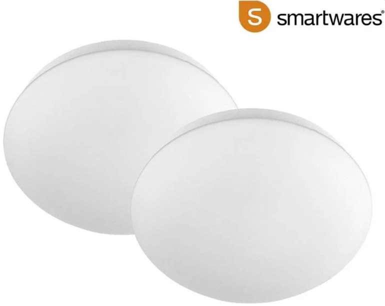2er Pack Smartwares Ranex Deckenleuchten mit Bewegungsmelder für 25,90€ inkl. Versand (statt 77€)