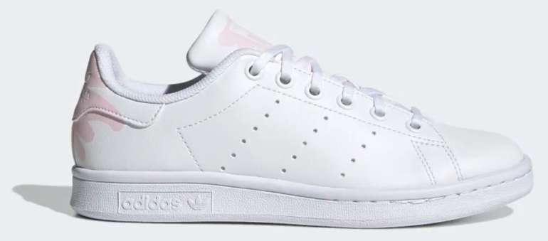 """Adidas Originals Stan Smith Damen Sneaker im """"White/Clear Pink""""-Colourway für 36,40€ (statt 52€)"""