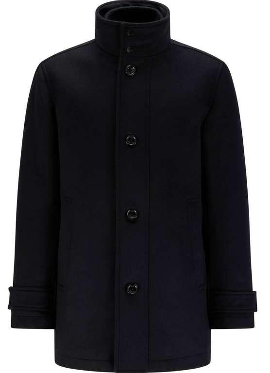 Boss Herren Mantel Coxtan11 in Schwarz für 340,95€ inkl. Versand (statt 399€)