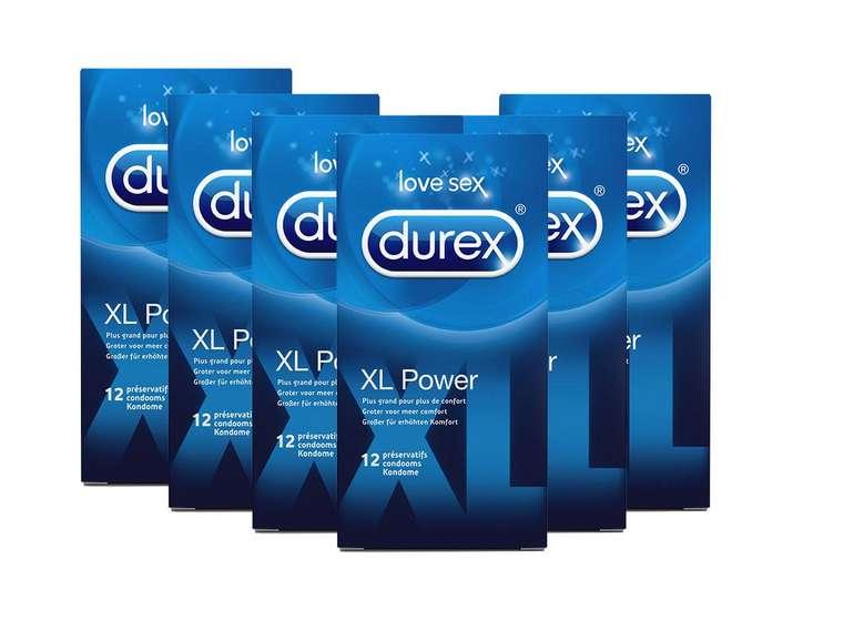 iBOOD: Verschiedene Durex Kondome reduziert, z.B. 72x Durex XL Power für 34,90€