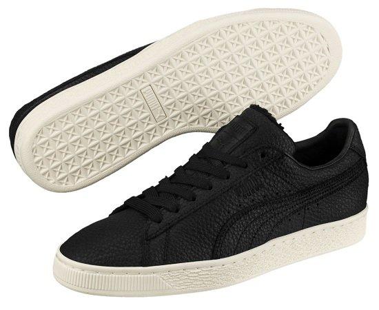 Puma Suede Classic Shearling Unisex Sneaker - zwei Farben je 23,80€ inkl. VSK