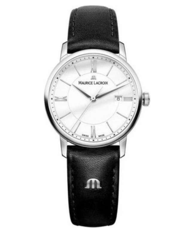 "Maurice Lacroix ""Eliros EL1094-SS001-112-1"" Damen Armbanduhr für 275,90€ (statt 355€)"