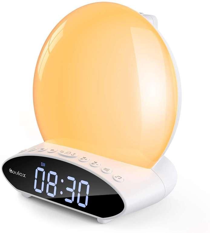 Coulax Lichtwecker mit Projektion für 14,99€ inkl. Versand (statt 30€)