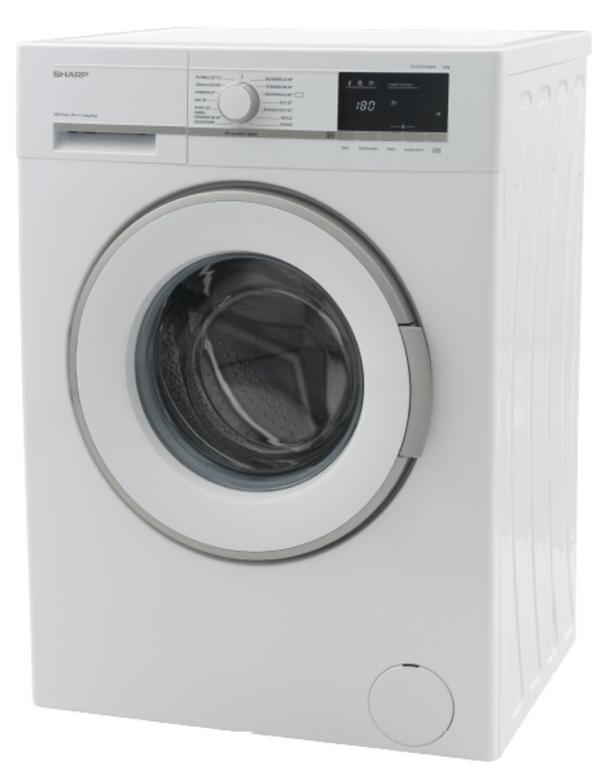 Sharp Waschmaschine ES-GFB7143W3-DE (7kg, 1400U/Min, A+++) für 269€ (statt 329€)