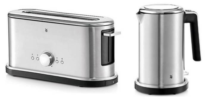 WMF Toaster & Wasserkocher Lineo für je 59,99€ inkl. Versand