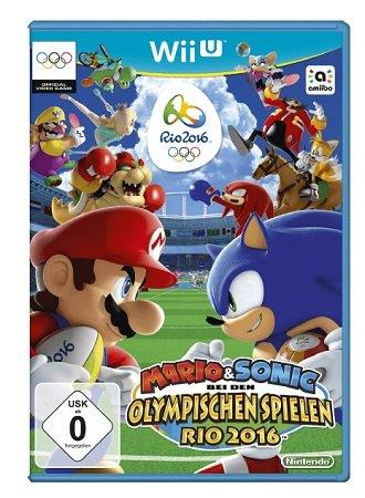 Mario & Sonic bei den Olympischen Spielen: Rio 2016 - Nintendo Wii U für 9,99€