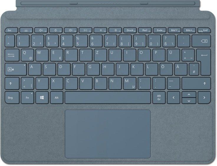 Microsoft Surface Go Signature Type Cover (2020) für 52,38€ inkl. Versand (statt 86€)