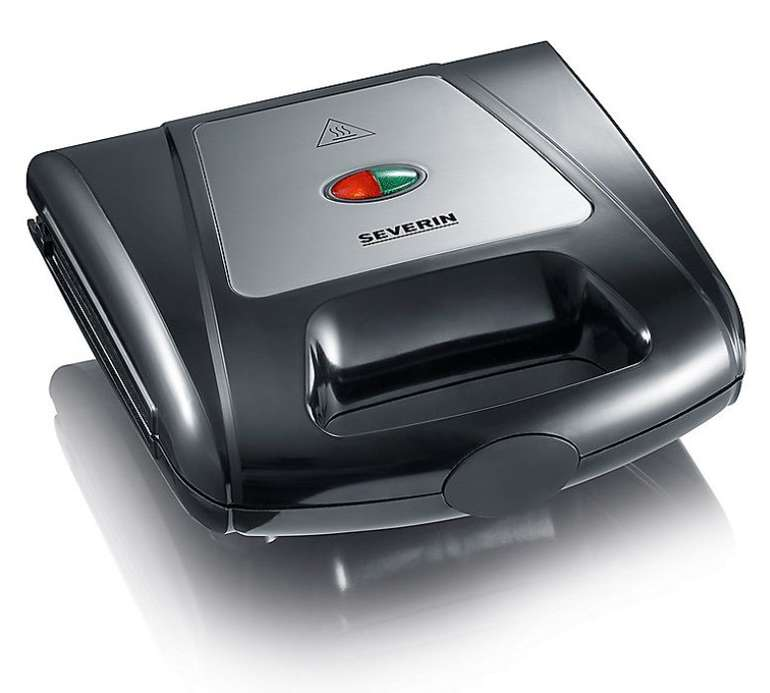 Severin SA 2968 Multi-Sandwich-Toaster für 29,89€ inkl. Versand (statt 35€)