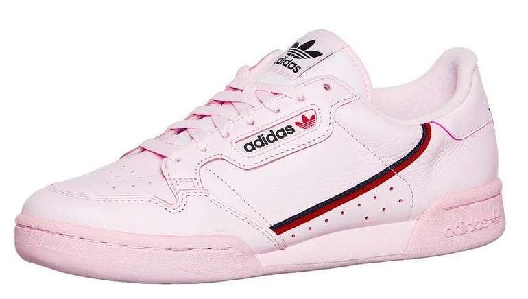 Adidas Continental 80 Damen Sneaker für 37,99€ (statt 45€)