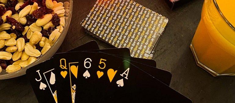 5er Pack Sportspar.de SmartZocker Spielkarten