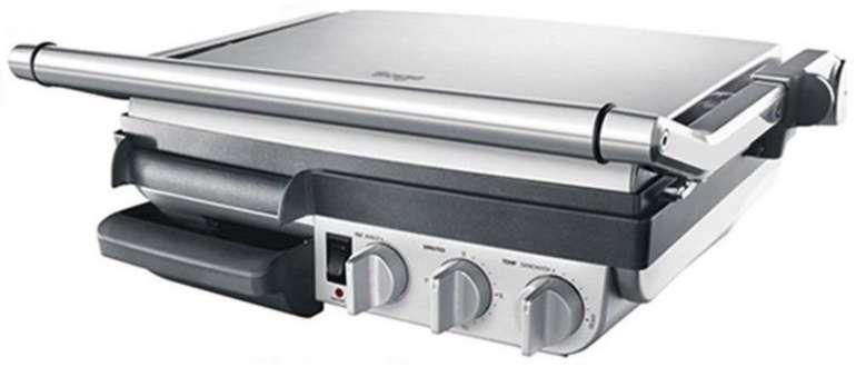 Sage Appliances SGR800 The BBQ Grill Kontaktgrill mit 2400 Watt für 149,99€ inkl. Versand