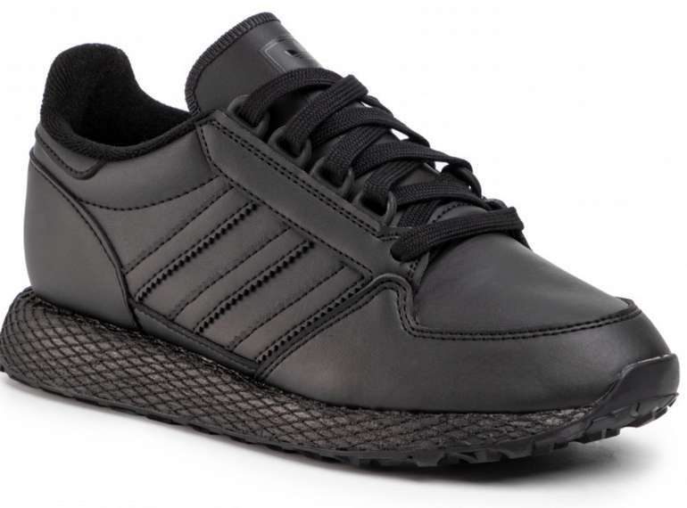 adidas Forest Grove Damen Sneaker in schwarz für 34,20€inkl. Versand (statt 57€)