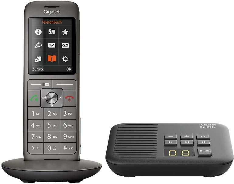 Gigaset CL660A mit Box 200A - Schnurlostelefon mit Anrufbeantworter für 49,90€ inkl. Versand (statt 57€)