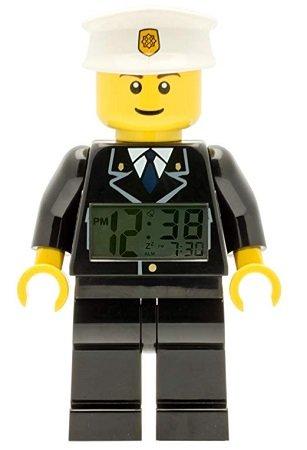Lego City CT00227 - Polizei Wecker für 24,07€ inkl. VSK (statt 31€)