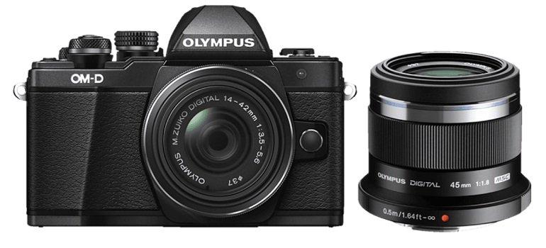Olympus OM-D E-M10 Mark II Systemkamera + 14-42mm für 399€ inkl. Versand (statt 479€)