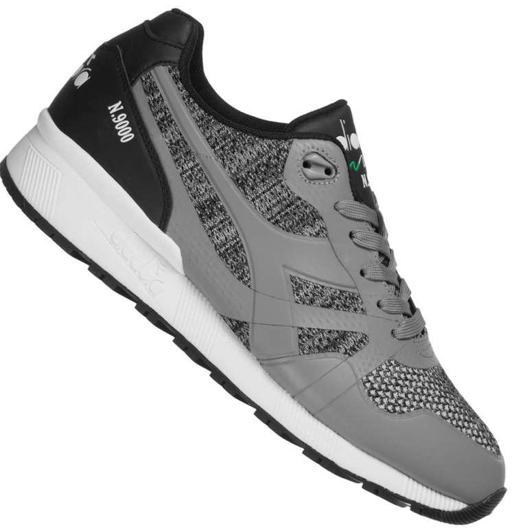 Diadora N9000 Moderna Sneaker in Grau für 49,99€(statt 58€)
