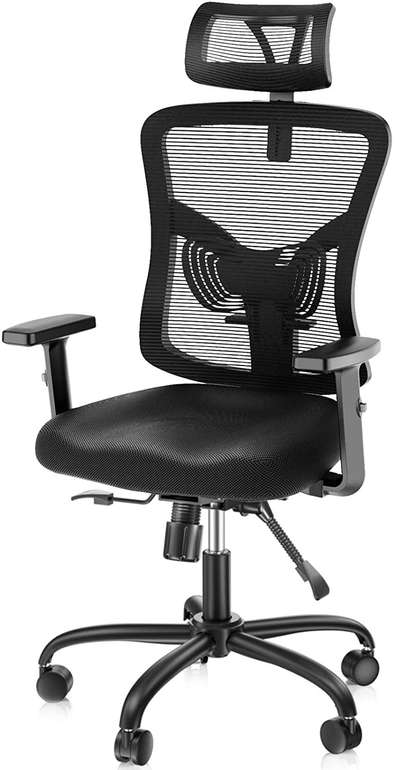 Noblewell ergonomischer Bürostuhl mit Wippfunktion für 69,99€ inkl. Versand (statt 119€)