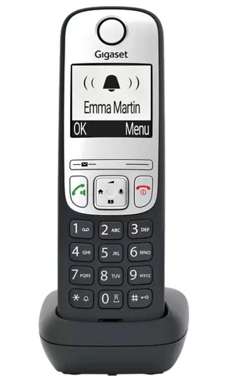 Gigaset A690HX DECT Mobilteil (Ergänzungsmobilteil) in schwarz für 22,99€ inkl. Versand (statt 39€)