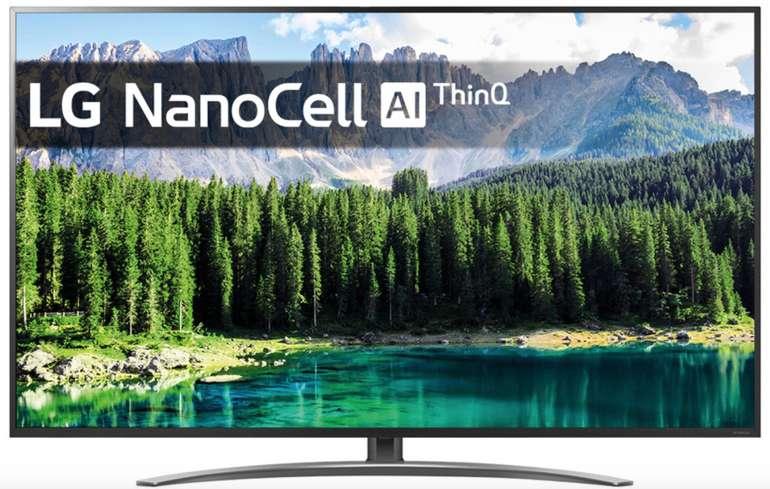 "LG SM86007LA - 55"" 4K Ultra-HD Nano Cell Smart TV für 675,70€ (statt 799€)"