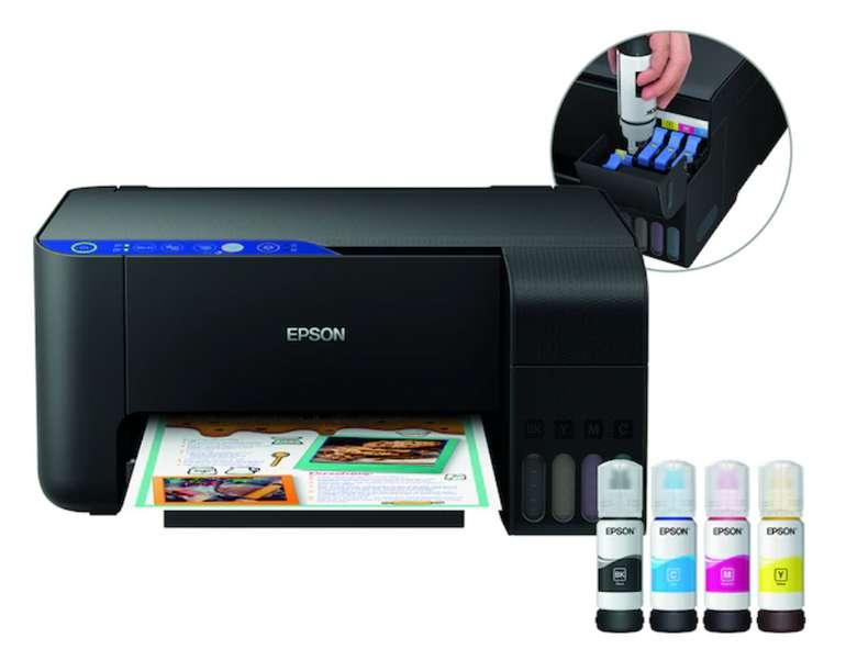 Epson EcoTank ET-2711 WLAN Drucker Multifunktionsgerät für 169,95€ inkl. Versand (statt 225€)