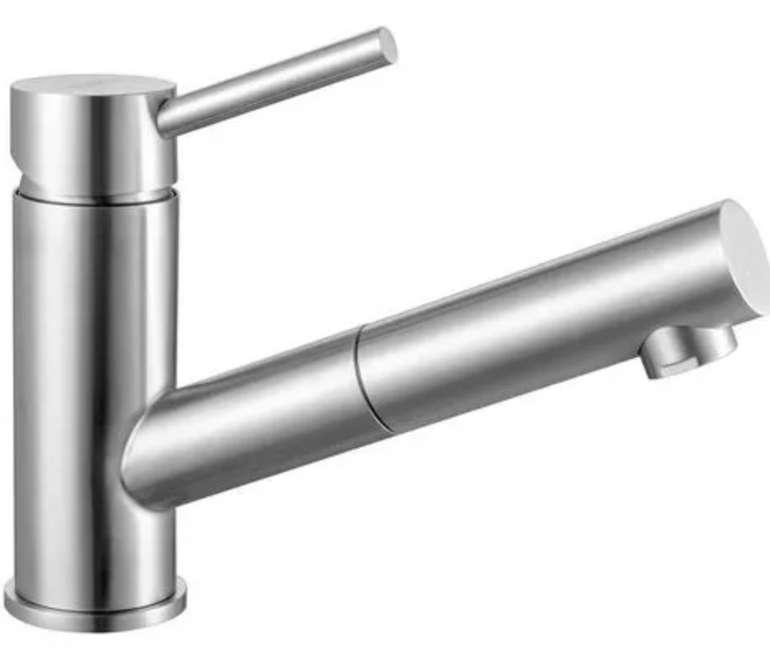 Onece Wasserhahn (ausziehbar) aus Edelstahl für 39,99€ inkl. Versand (statt 50€)