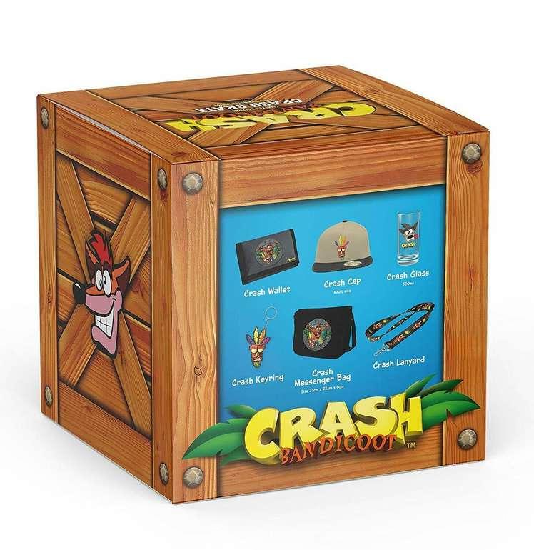 Crash Bandicoot Fanbox für 17,40€ inkl. Versand (statt 28€)