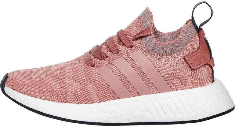 """adidas Originals NMD_R2 Primeknit Sneaker im """"Raw Pink""""-Colourway für 57,44€ inkl. VSK (statt 80€)"""