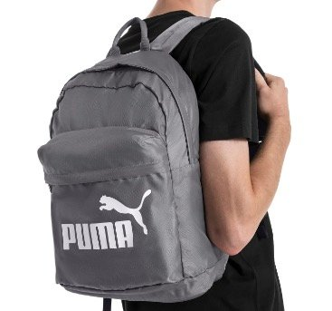 Puma Classic Rucksack in Grau für 13,95€ inkl. Versand (statt 28€)