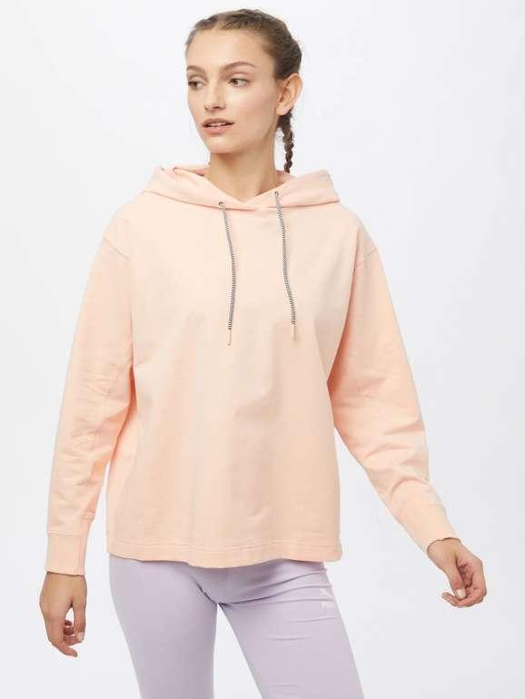 """Puma Sweatshirt """"Infuse"""" in Pfirsich für 32,45€ inkl. Versand (statt 65€)"""