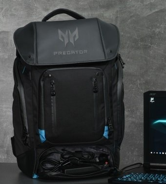 Acer Predator Notebook Rucksack (17 Zoll) für 65,89€ inkl. VSK (statt 82€)