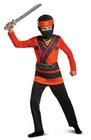 MyToys: Karnevalskostüme für Kids bis zu 40% reduziert, z.B. Lego Ninja für 22€