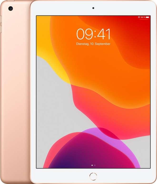 Apple iPad 10.2 mit 32GB Speicher (MW762ll/A) WiFi ür 295,45€