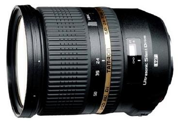 Tamron Weitwinkelobjektiv 24-70mm F/2,8 mit Bildstabilisator für 709€