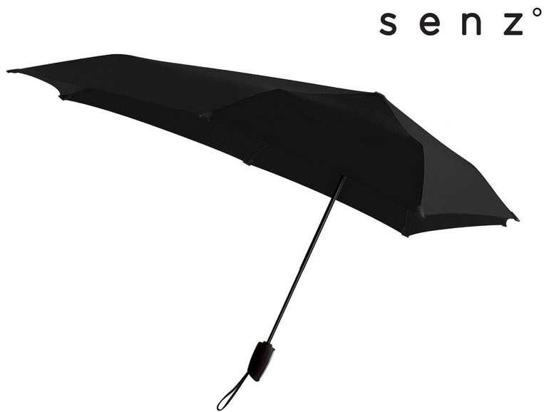 Senz Automatic Sturm-Regenschirm für 30,90€ inkl. Versand (statt 40€)