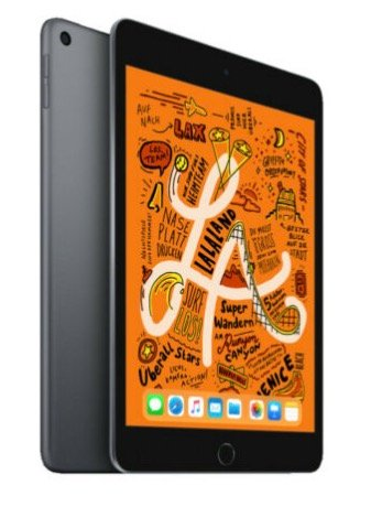 Apple iPad Mini 5 mit 64GB Speicher (WiFi) in silber für 375,31€ inkl. Versand (statt 413€)