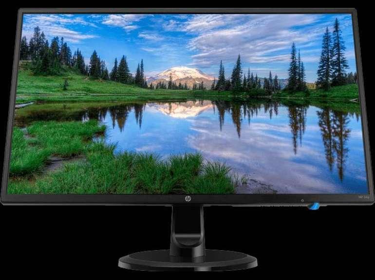 """2er Pack HP 24y - 23.8"""" Full-HD Monitore mit 8ms Reaktionszeit für 149€ (statt 210€)"""