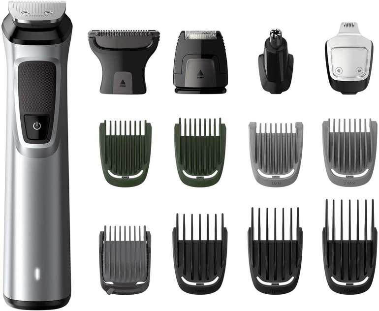 Philips MG7720/18 7000 Multigroom Series Barttrimmer für 43,40€ (statt 52€)
