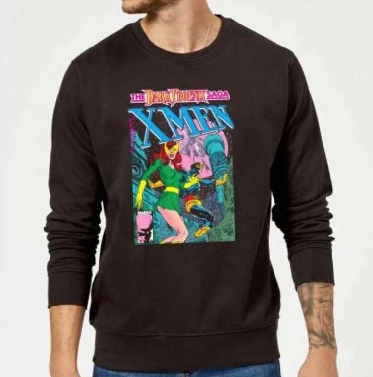 X-Men Bundle: Pullover + T-Shirt (versch. Modelle, Damen und Herren) für 21,99€ inkl. Versand (statt 40€)