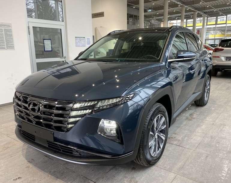 Privatleasing: Hyundai Tucson 1.6 T-GDI Plug In mit 265 PS für 245€ mtl. (BAFA, LF: 0.46, Überführung: 895€)