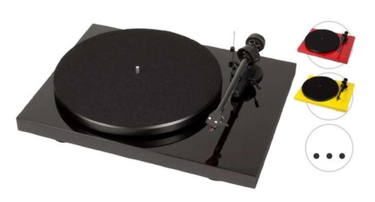 "Pro-Ject Plattenspieler ""Debut Carbon Phono USB DC"" für 278,90€ inkl. Versand (statt 398€)"