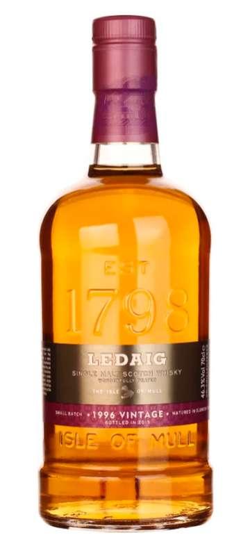 Ledaig Vintage 1996 Single Malt 70cl Whiskey für 115,90€ inkl. Versand (statt 147€)