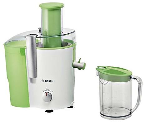 Bosch MES25G0 Entsafter weiß/grün für 69,90€ inkl. Versand (statt 86€)