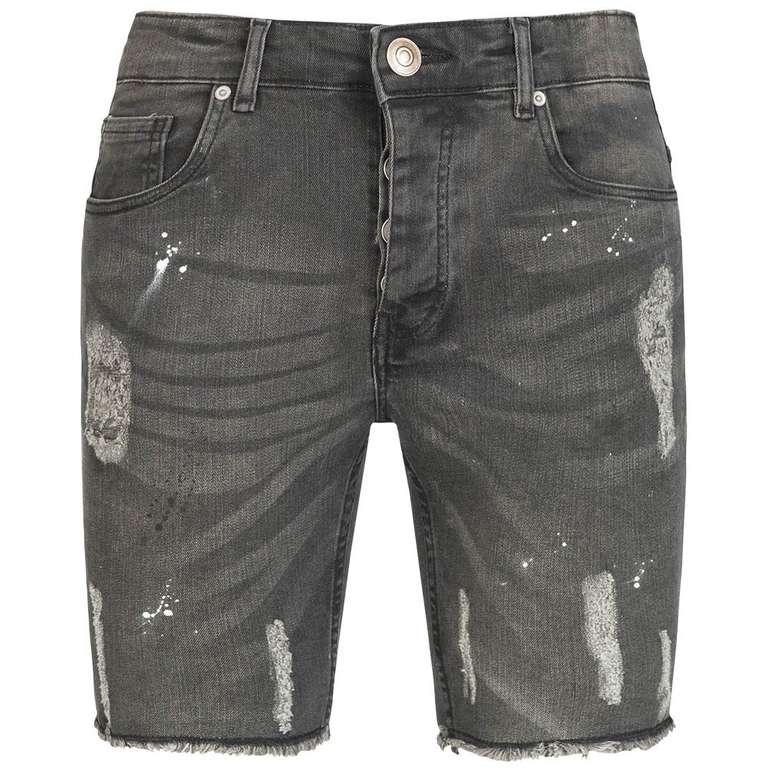 Brave Soul Denim Herren Jeans Shorts (Rally, Bratby, Rayton, Morton) für 14,05€ inkl. Versand