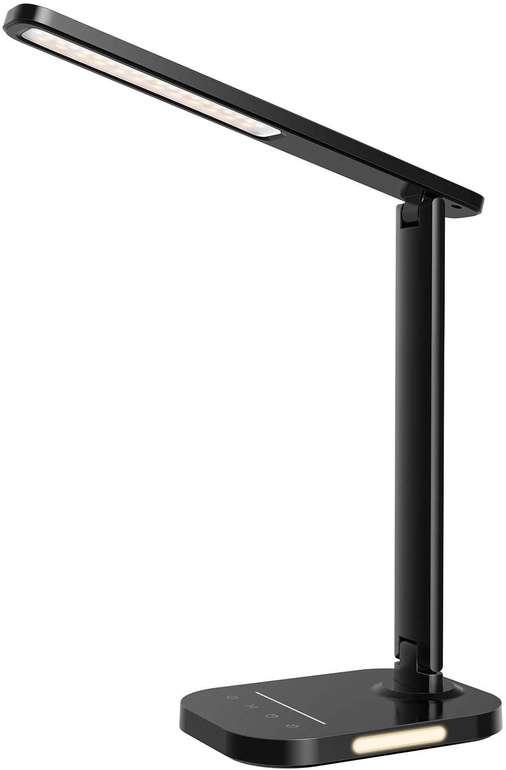 Litom LED Schreibtischlampe (5 Farben, dimmbar) für 17,99€ inkl. Prime Versand (statt 27€)